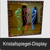 Kristallspiegel-Display
